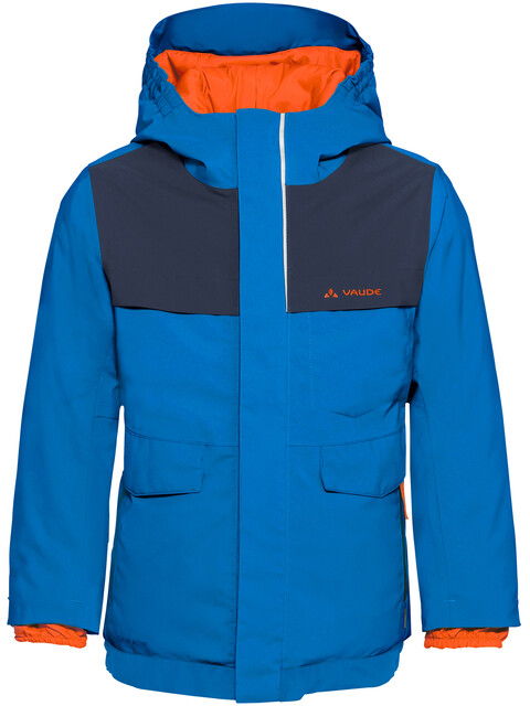 VAUDE Igmu Jacket Boys radiate blue